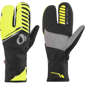 PEARL iZUMi Pro AmFIB Lobster Gloves Herre screaming yellow